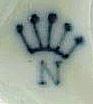 Ginori Capodimonte Porcelain Mark