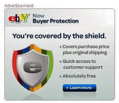 ebay Buyer's Guarantee logo