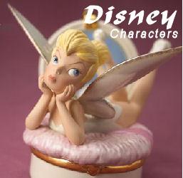 Lenox Disney Character Figurines