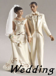 Lenox Wedding Figurines