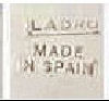Lladro Porcelain Marks and Stamps