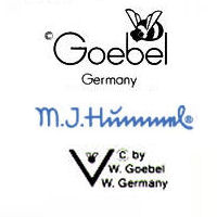 Goebel Hummel Trademarks and Factory Marks