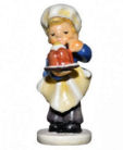 Goebel Hummel figurine Baker Boy figurine #128