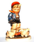 Goebel Hummel Figurine Farm Boy #66