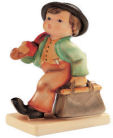 Hummel Boy Figurine