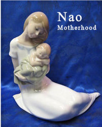 Nao by Lladro Motherhood Figurine