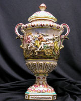 Capodimonte History Italian Porcelain Manufacturies And Factories