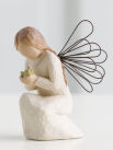 Willow Angel of Miracles figurine