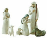 Willow Tree Nativity Figurines
