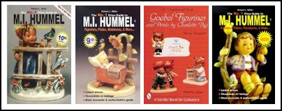 MI Hummel Collector's Books and Porcelain Marks