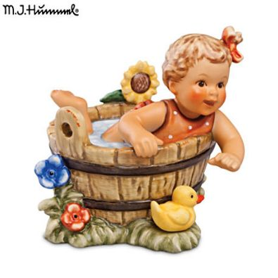 MI Hummel Porcelain Figurine