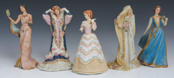 Lenox Princess figurines