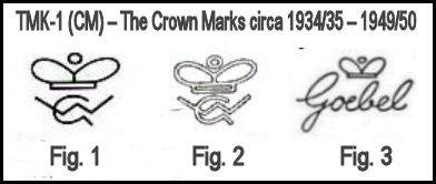 Goebel Hummel Crown Trademarks