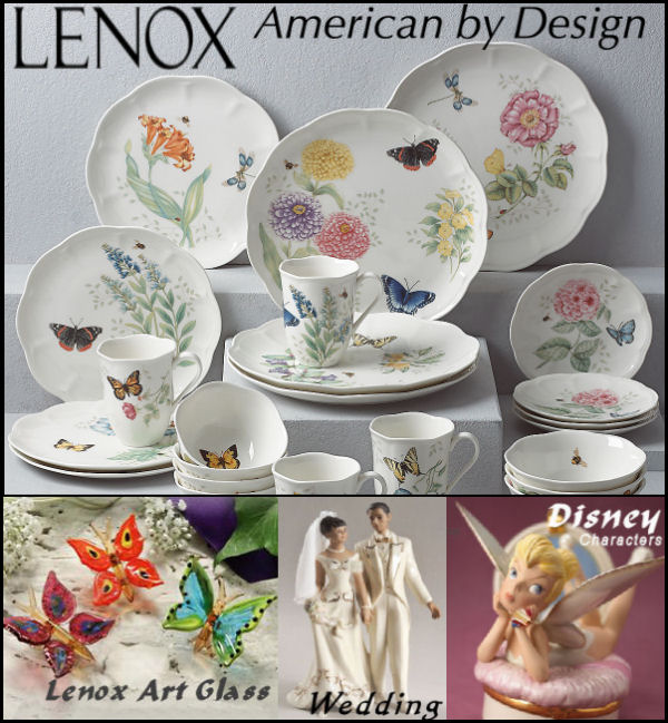 Lenox Figurines at Discount Prices
