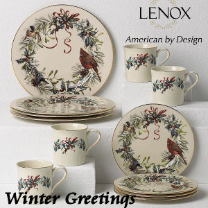 Chirp Pattern u2013 Lenox Dinnerware & Lenox Figurines at Discount Prices