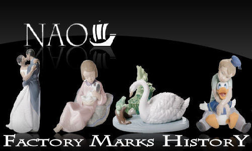 Nao Lladro Figurines Factory Marks History