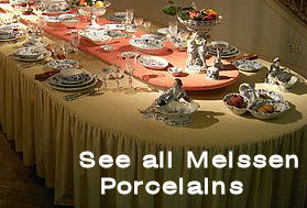 Meissen Porcelain Pieces