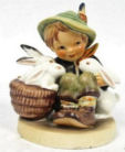 Goebel Hummel Figurine Boy with Playmates #58
