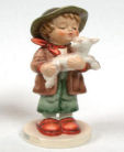Goebel Hummel Lost Sheep boy figurine #68