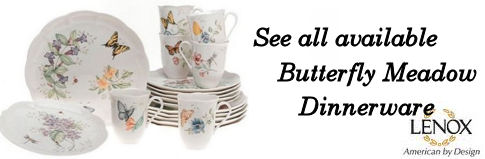 lenox butterfly meadow dinnerware buy image