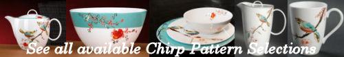 Lenox bone china Chirp dinnerware pattern ebay prices