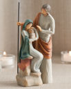 Willow Tree Nativity Holy Family