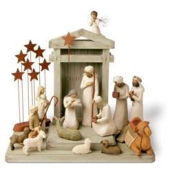 Willow Tree Nativity Set Figurines Discount Prices