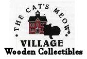 Cats Meow Village Logo
