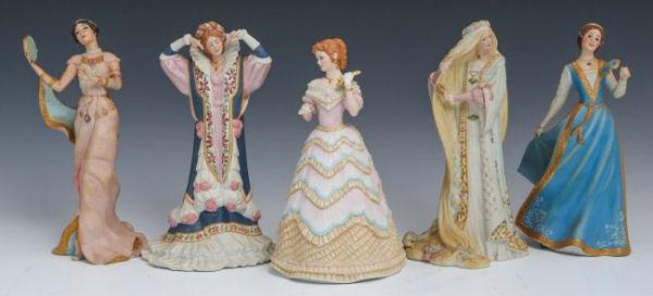 Lenox Princess figurines