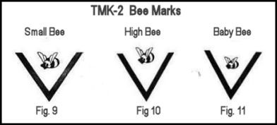 Goebel Hummel Full Bee Trademarks TMK-2
