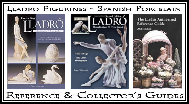 Lladro procelain figiurines collectors price guides